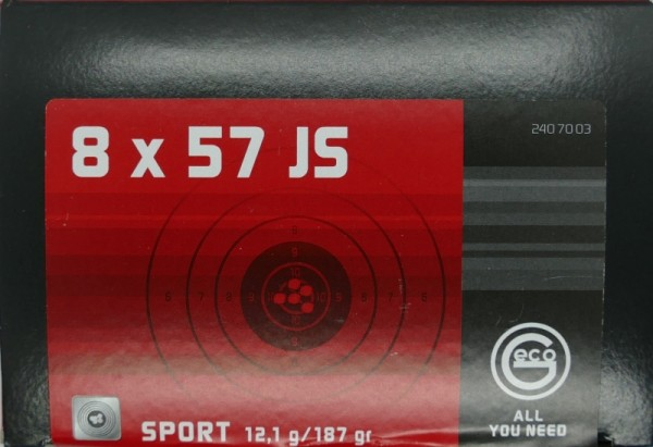 GECO 8x57 IS Sport 187gr