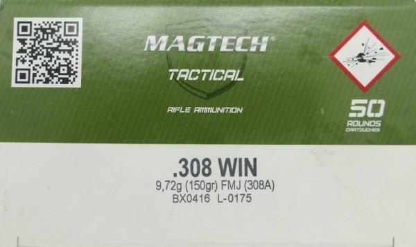 MAGTECH .308 Win. FMJ 150gr