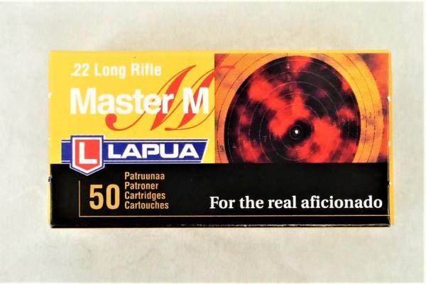 Lapua Master M .22lr