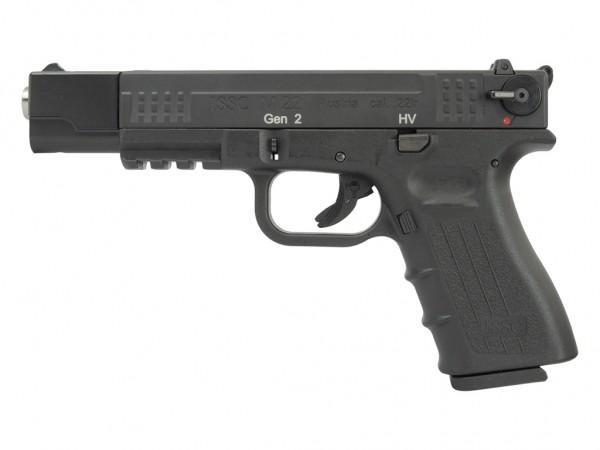 ISSC M22 Target schwarz .22lr