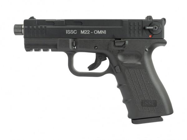 ISSC M22 OMNI SD schwarz .22lr