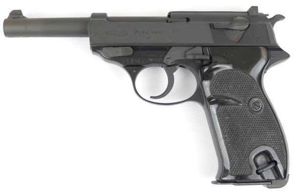 Walther P1 9x19