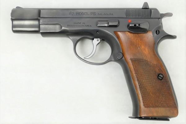 CZ Mod 75 9x19