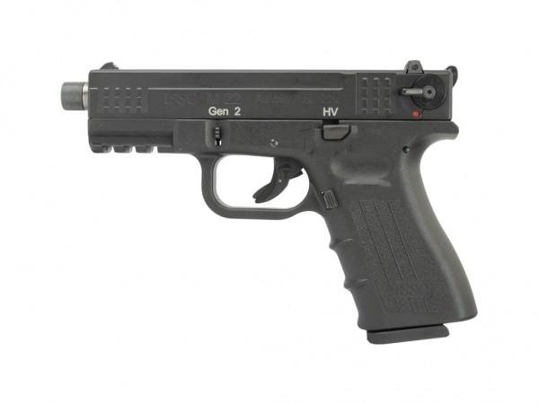 ISSC M22 SD schwarz .22lr