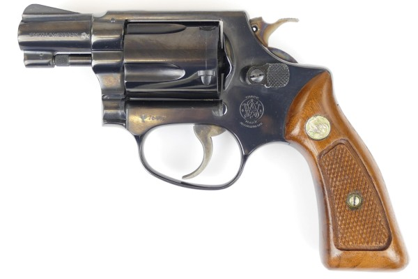 Smith and Wesson Mod. 36 .38 Special