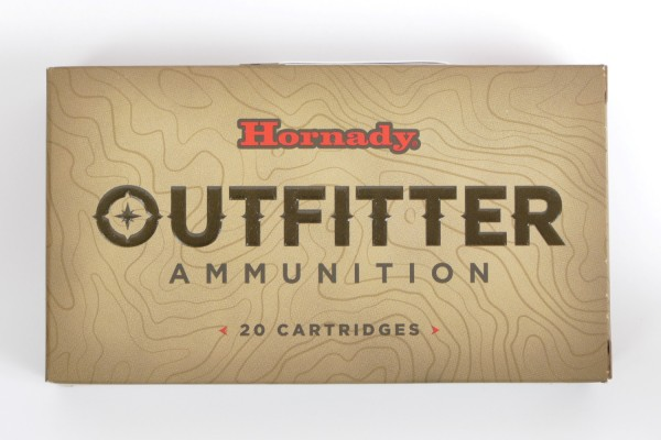 Hornady Outfitter GMX 6,5 Creedmoor 120gr