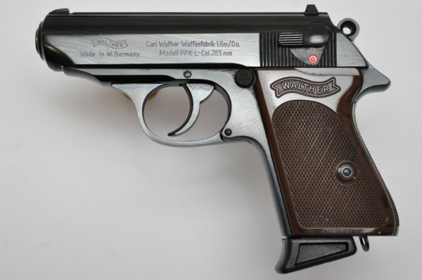 Walther PPK Ulm 1972