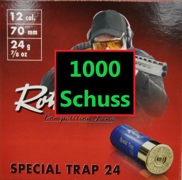 Rottweil Special Trap 12/70 1000 Schuss
