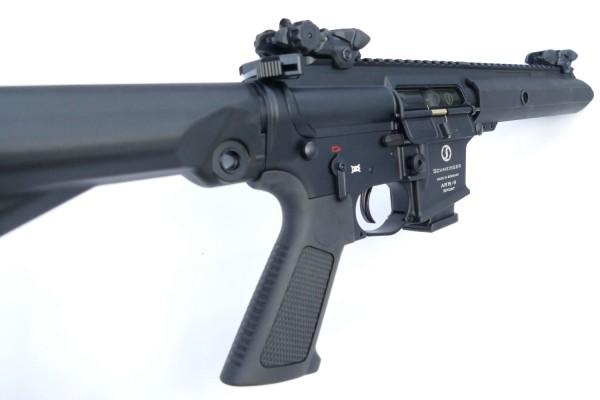 Schmeisser AR15 Sport Kal. 9x19