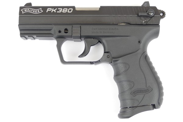 Walther PK380 .380 ACP