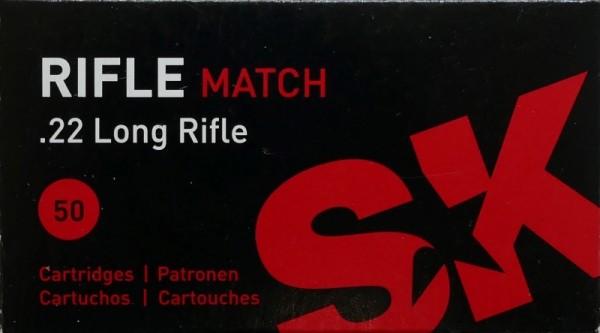 SK .22 lr Rifle Match K