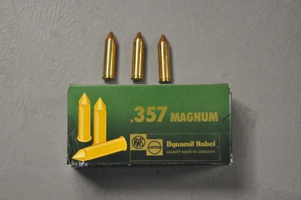 Restposten RWS .357 Mag 400 Schuss