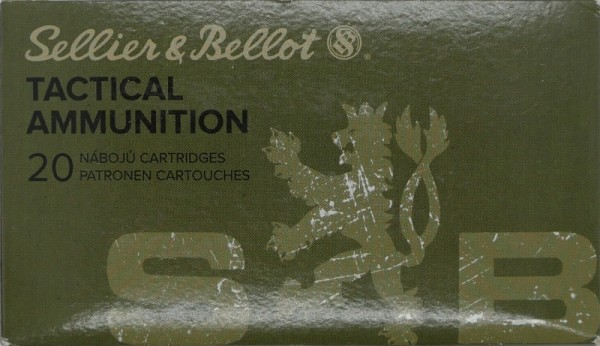 Sellier & Bellot 6,5 Creedmoor 140gr