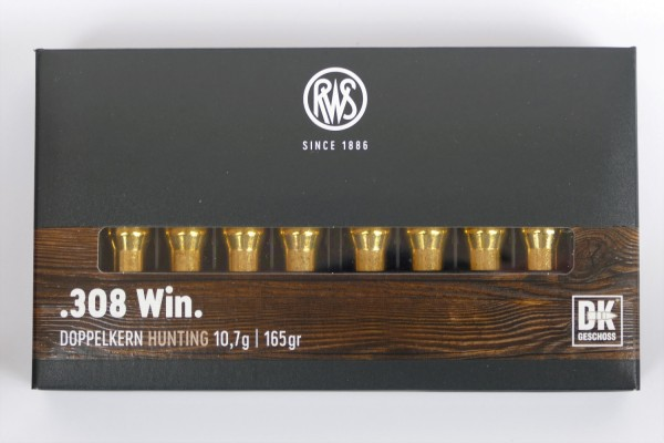 RWS Doppelkern .308 win 165gr