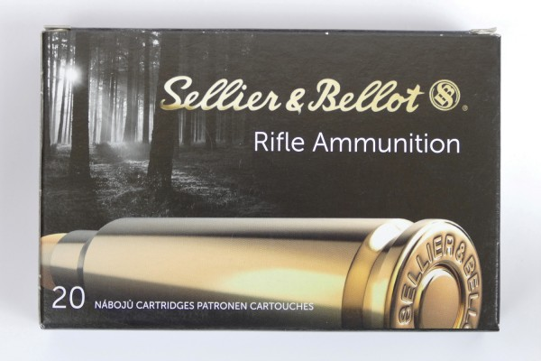Sellier & Bellot Teilmantel .30-06 180gr