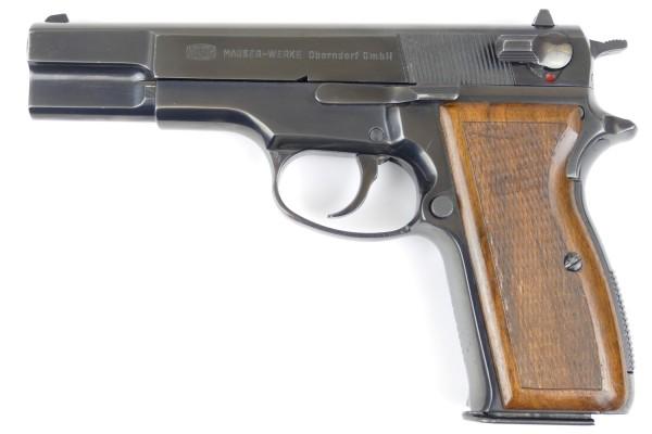 Mauser Mod. 90 DA 9x19