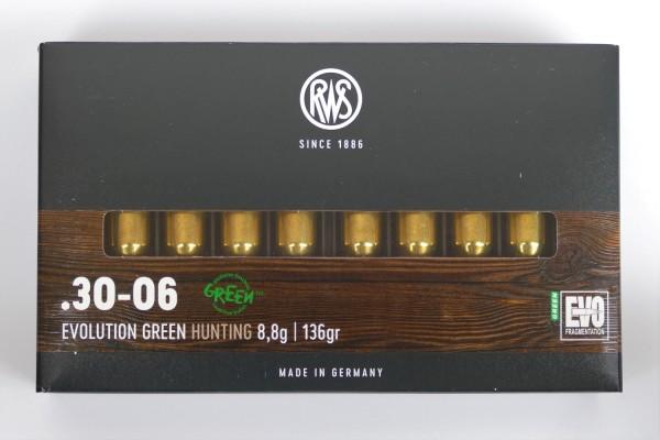 RWS EVO Green 30-06 136gr